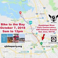 Bike To The Bay 2018
