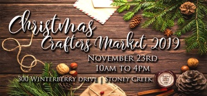 Third Annual Christmas Crafters Market