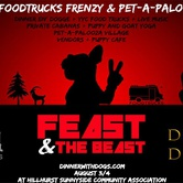 Feast & The Beast with Dinner En' Dogge