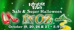 Safe & Super Halloween in Oz