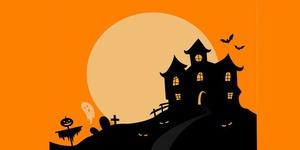Halloween Haunted COOKIE House!