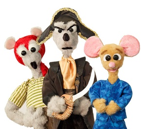 Summer Puppetry Festival: Tommy's Pirate Adventure