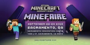 Minefaire, A MINECRAFT Fan Experience (Sacramento, CA)