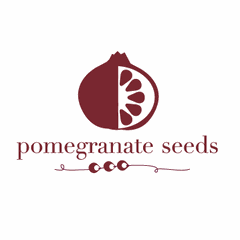 Beads In Pomegranate Seeds