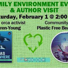 Family Environment Event & Author Visit