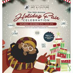 African American Art and Culture Complex 18th Annual Holiday Fair