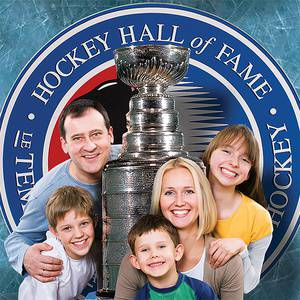Kids FREE on Family Day at the Hockey Hall of Fame