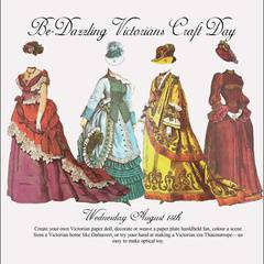 What to do Wednesdays: Bedazzling Victorians