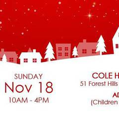 30th Annual Christmas in Cole Harbour Craft Market