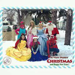 Christmas Ball & Toy Drive (2-4pm)