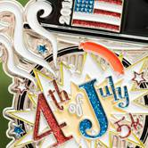 4th of July 5K- San Jose
