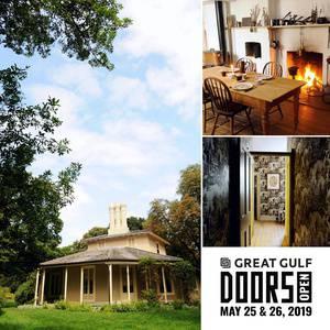 Doors Open - Colborne Lodge