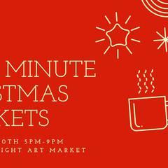 Thursday Night Last Minute Christmas Markets