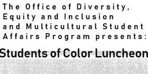 Student of Color Luncheon
