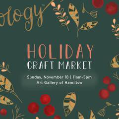 Makeology Holiday Market 2018