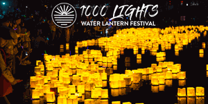 Bay Area | 1000 Lights Water Lantern Festival 2019