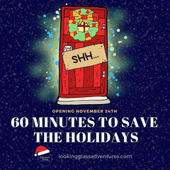 60 Minutes to Save the Holidays