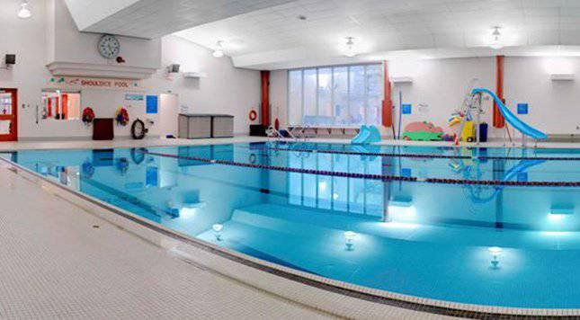 Shouldice Aquatic Centre