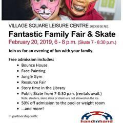 Fantastic Family Fair and Skate