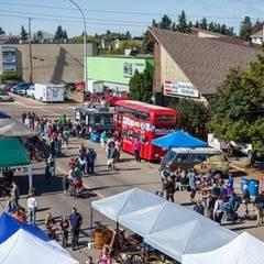 August 25th Spruce Grove Public Market
