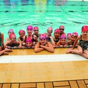 SYNCHRONIZED SWIMMING CAMP // 6-12 years