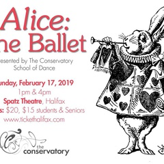 Alice The Ballet - Afternoon Show
