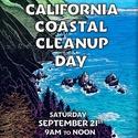 California Coastal Cleanup Day – Marin County