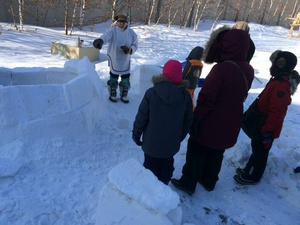 Family Sunday: Arctic Chill Out