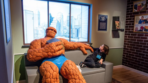 """Marvel: Universe of Super Heroes"" Exhibit at the Telus World of Science"