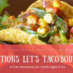"Free Workshop ""Emotions Let's Taco'bout it!"""