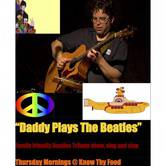 Daddy Plays The Beatles in SE PDX