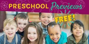 Eastside Preschool Preview- RSVP