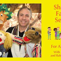 Shabbat Morning Family Service for all Families