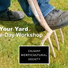 Design Your Yard—Mahogany-September