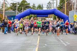 Esquimalt 5K with 1K Kids' Run