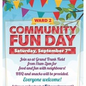 Ward 2 Community Fun Day