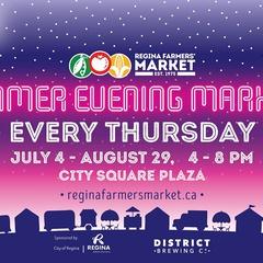 Summer Evening Markets