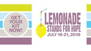 Lemonade Stands for Hope