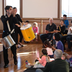 Rhythms All Around with the San Francisco Chamber Orchestra