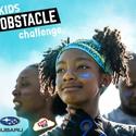 Subaru Kids Obstacle Challenge
