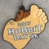 Only $9.00! The Hobbit Day 5K- Nashville