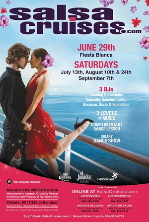 Afternoon Family Cruise with Summer Salsa Cruises