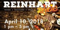 Reinhart Live! 2018 Culinary Expo - Reinhart Omaha