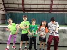SUMMER TENNIS & GOLF CAMPS