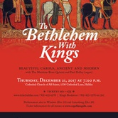 Capella Regalis: To Bethlehem With Kings