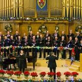 The Ukrainian Male Chorus of Edmonton presents  A Festive Mosaic