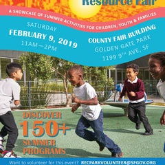 San Francisco Citywide Summer Resource Fair