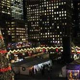 Holiday Fair in Nathan Phillips Square