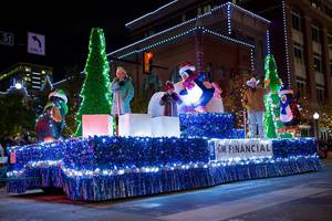2019 GM Financial Fort Worth Parade of Lights