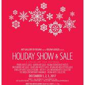 Holiday Show and Sale 2017
